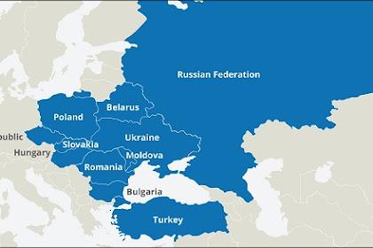 Negara-Negara di Eropa Timur Beserta Ibukotanya