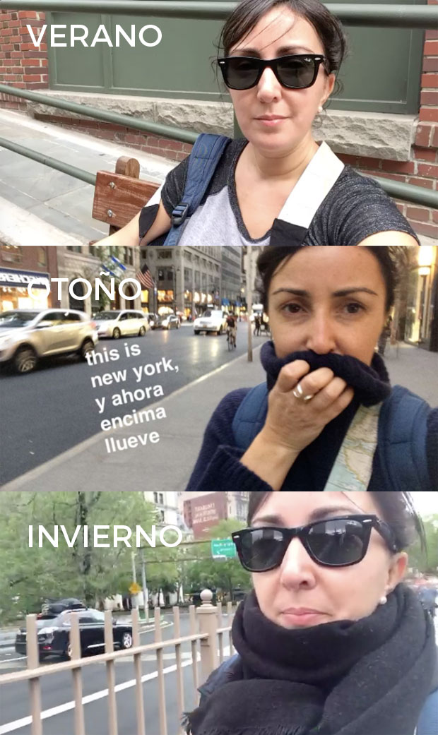 El tiempo en Nueva York mayo 2016