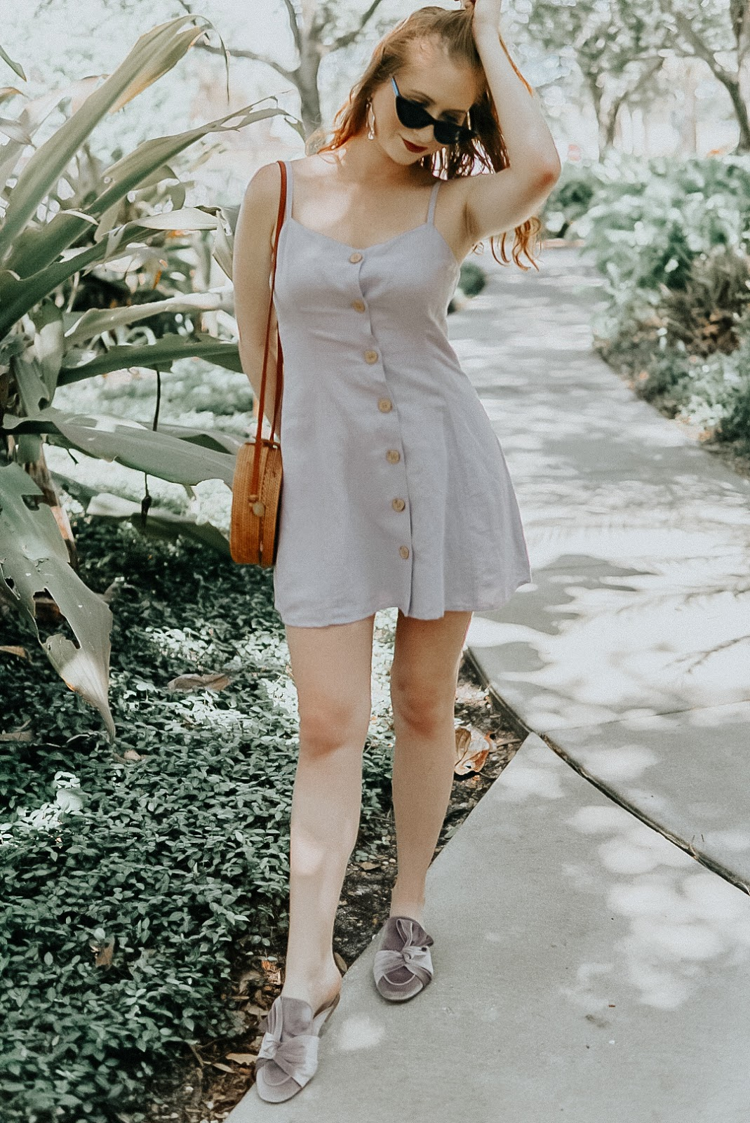 dee8e18d433 Affordable by Amanda  How to Style an Urban Outfitters Button-Down ...