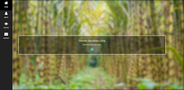 Membuat Efek Blur Background Pada Website Dengan CSS