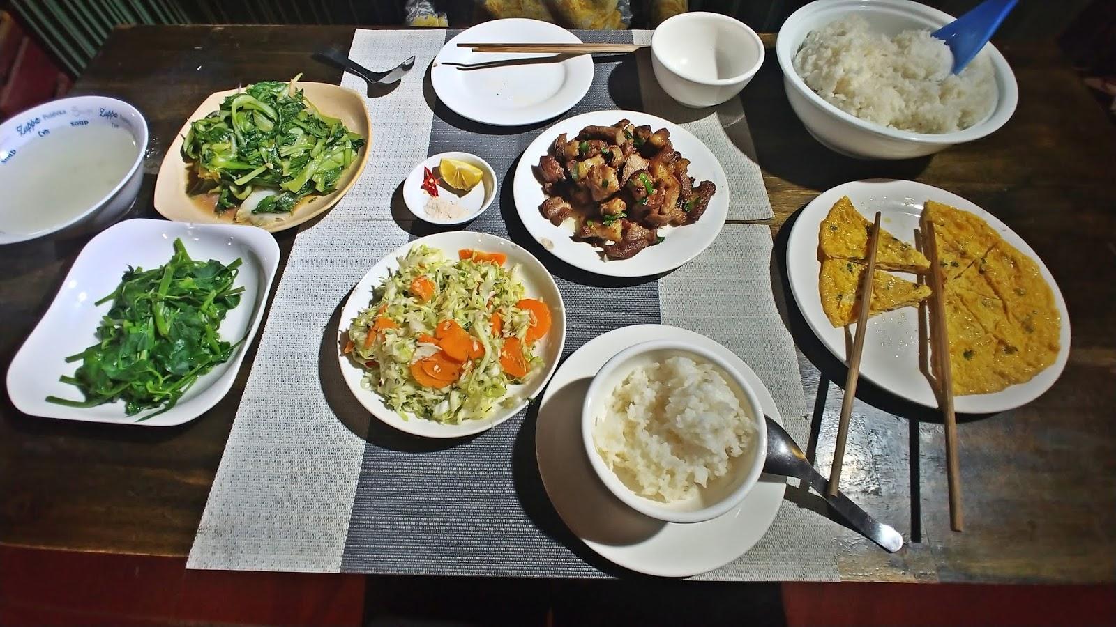 Wietnamska kolacja