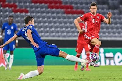 ملخص واهداف مباراة بايرن ميونخ وتشيلسي (4-1) دوري ابطال اوروبا