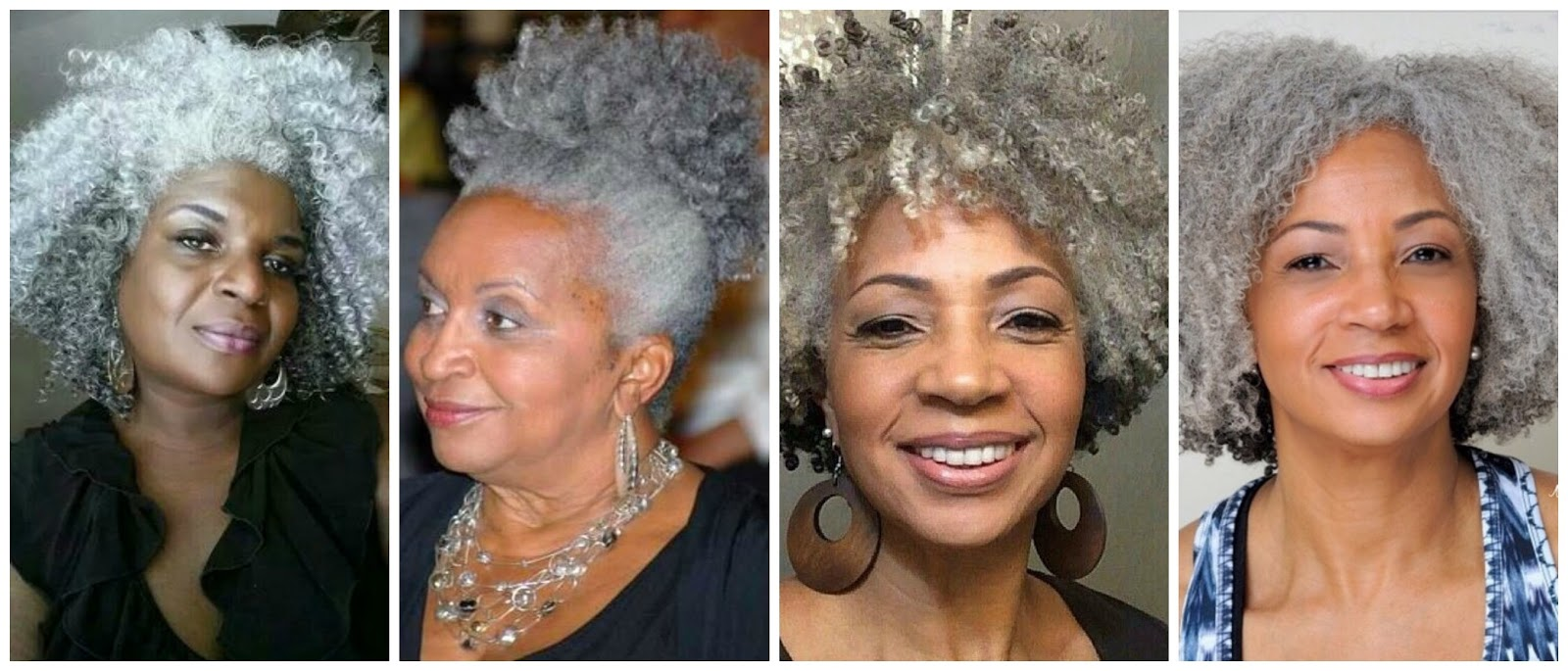Journey to My Roots: Natural Hair Options for Covering Gray Hair