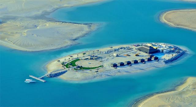 Royal Island Beach Club Dubai
