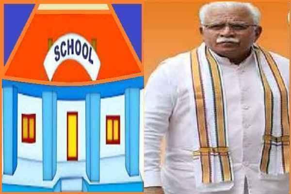 corona-virus-in-faridabad-many-private-school-open-news