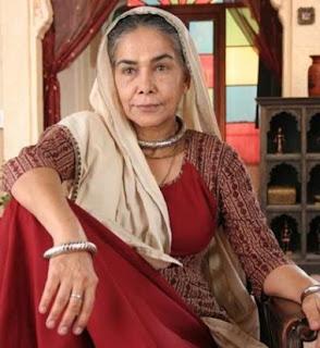 """Biodata Surekha Sikri Pemeran Indumati Lala Mehra """"Dadi"""""""