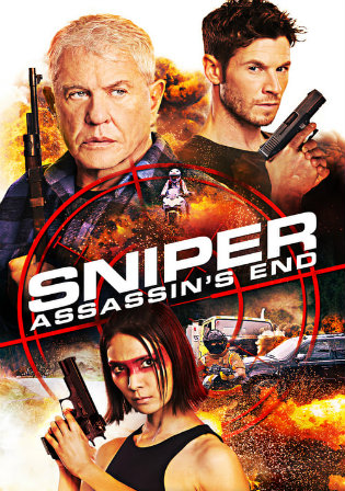 Sniper Assassins End 2020 BRRip 800Mb English 720p ESub