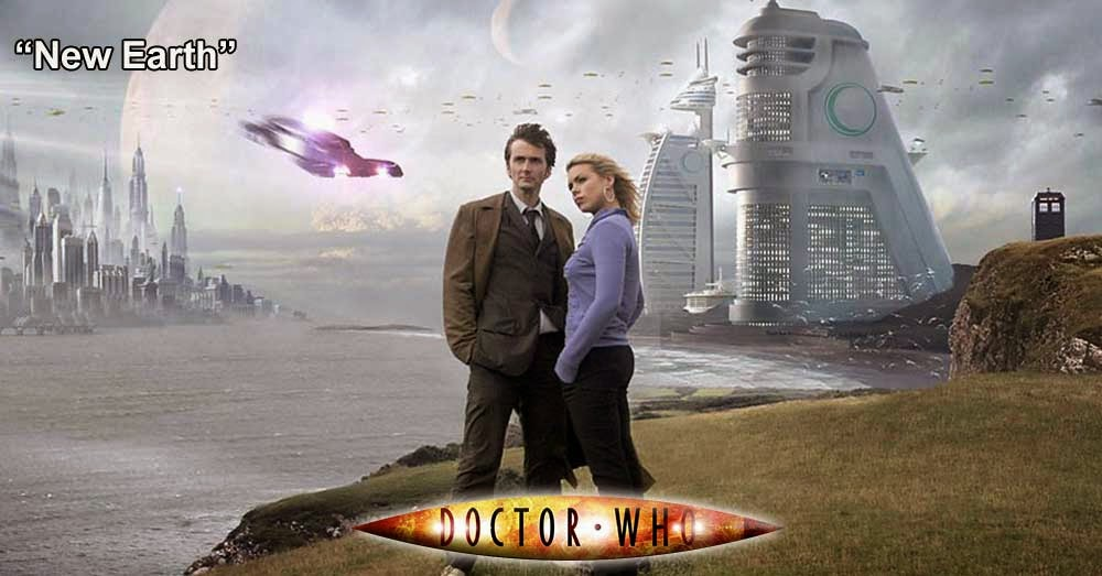 Doctor Who 168: New Earth