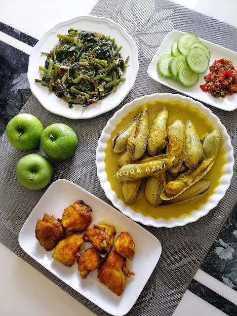 Resepi Sayur kangkung Goreng Belacan Sedap dan Mudah