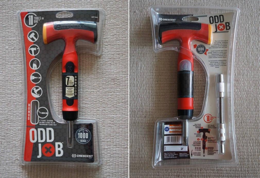 Jules Blog My Review Of The Oddjob Tool Giveway
