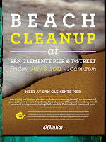 Southern California Beach Cleanups / 'Ohana Giveback Day 1