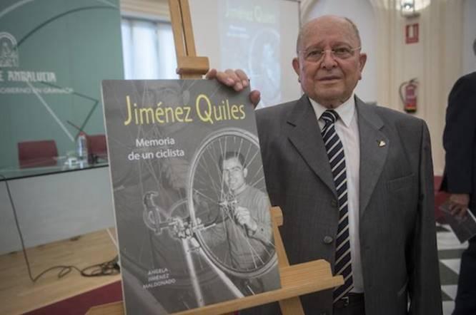 ANTONIO JIMÉNEZ QUILES - VUELTA A ESPAÑA DE 1955