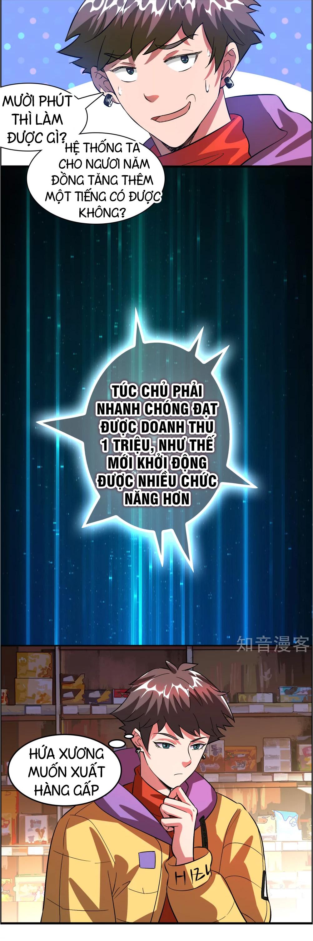 Hệ Thống Đại Gia Tại Dị Giới Chapter 6 - truyenmh.com
