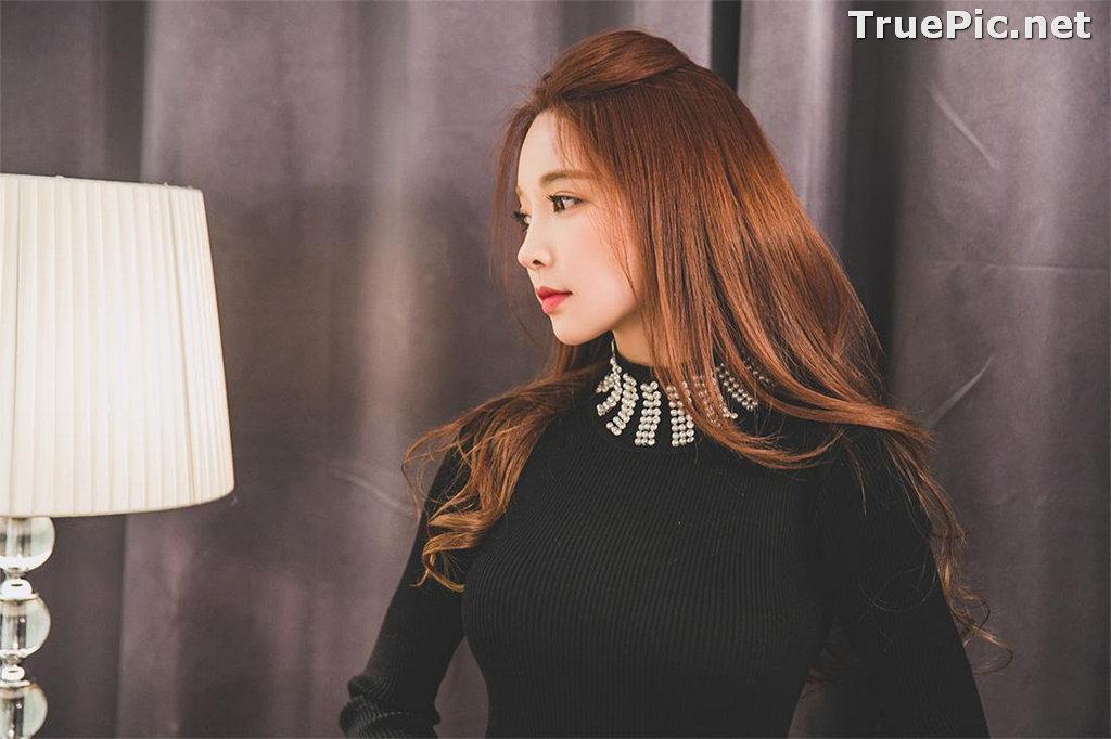 Image Korean Beautiful Model – Park Soo Yeon – Fashion Photography #12 - TruePic.net - Picture-63