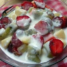 Resep Salad Buah Ala Chrisye Subono