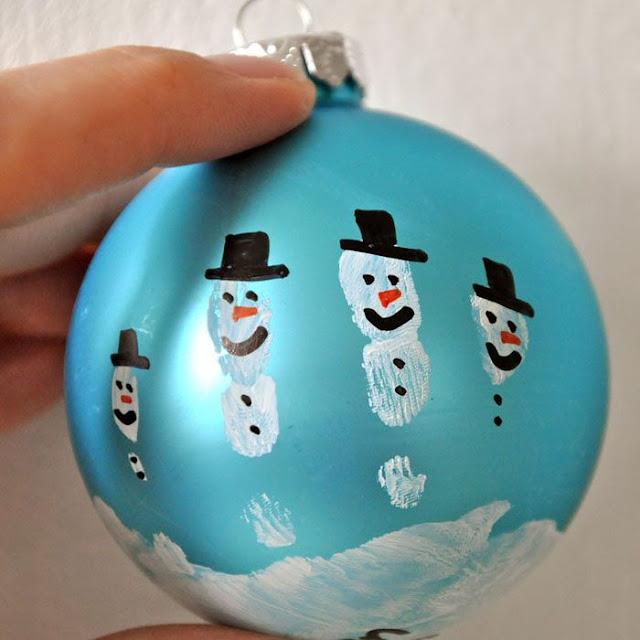 decora tus propias esferas de navidad