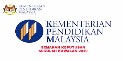 Semakan Keputusan Sekolah Kawalan 2019 SMKA KAA SABK KRK Online