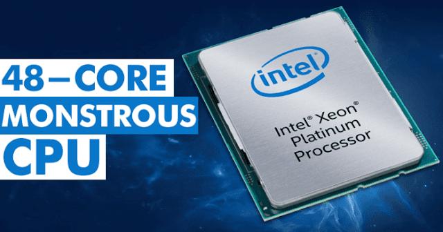 CPU 48-Core Monstrous