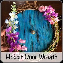 Hobbit Door Wreath