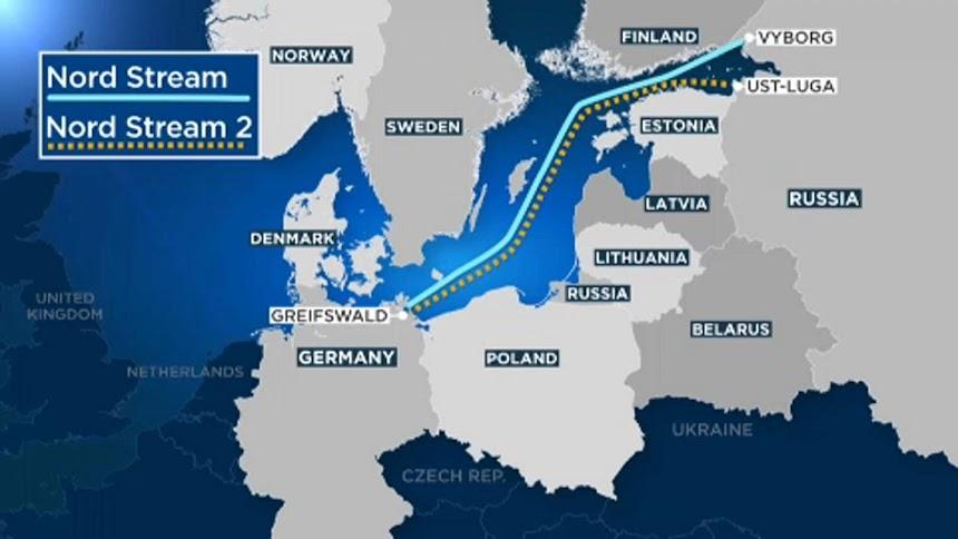 Οι ευρωπαϊκές εταιρείες αποσύρονται από το έργο του Nord Stream 2
