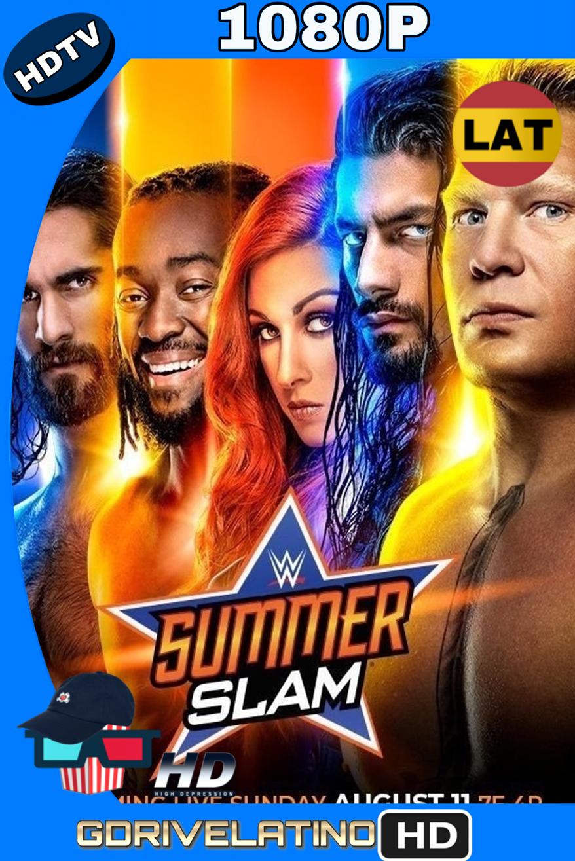 WWE SummerSlam (2019) HDTV 1080p (Latino) MKV
