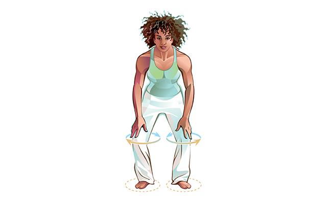 cwiczenia utrzymujace zdrowie