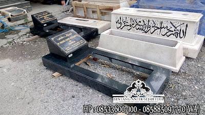 Kijing Makam Granit, Kijing Granit Tulungagung, Harga Murah Makam Muslim