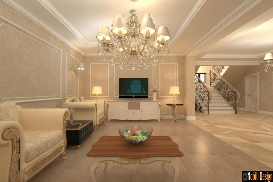 Servicii design de interior pret - Firma amenajari interioare Constanta