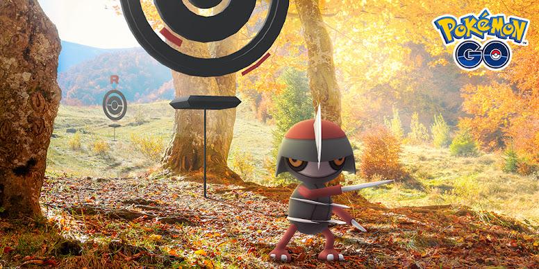 Pokémon GO Ovos Estranhos Equipe GO Rocket