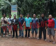Warga Desa Penyang Mencari Keadilan
