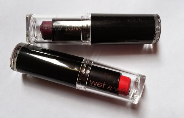 Rouges à lèvres Mega Last Lip Color Wet N Wild