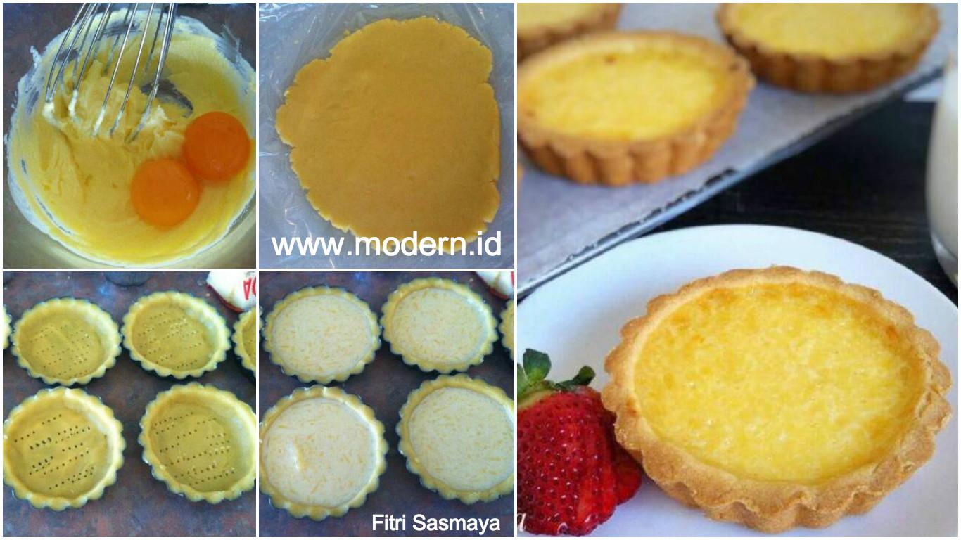 Resep Pie Susu Keju Spesial Bikin Suasana Keluarga Lebih