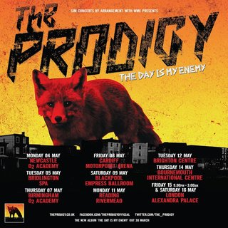 PAROLES THE PRODIGY