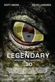 Legendary : Tomb Of The Dragon