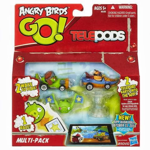 angry birds go telepods chuck - photo #19