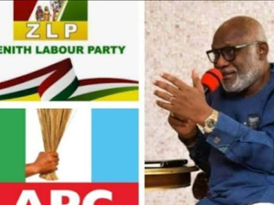 Ondo Guber Race: Intrigues as Akeredolu dares APC and Mimiko's ZLP factor