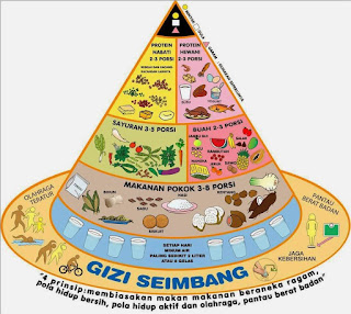 Makanan Sehat : Bergizi dan Bernutrisi