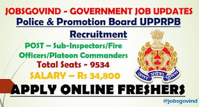 UPPRPB Recruitment 2021