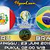 Prediksi Skor : Peru vs Brazil 23 Juni 2019