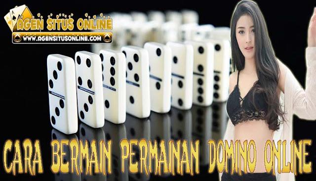 Cara Bermain Permainan Domino Online