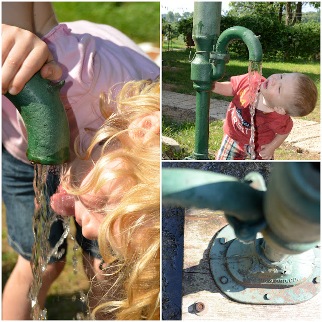 hand pump, water pump