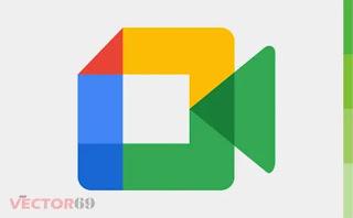 Google Meet New 2020 Logo - Download Vector File CDR (CorelDraw)