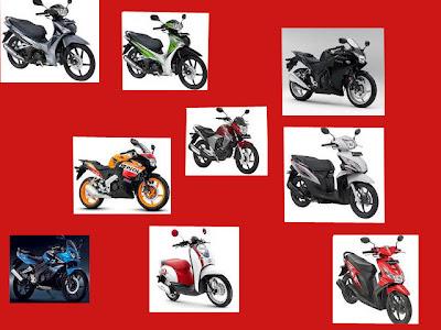 Daftar Harga Motor