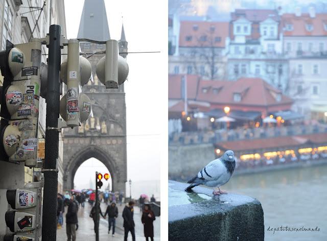 Puente de Carlos de Praga