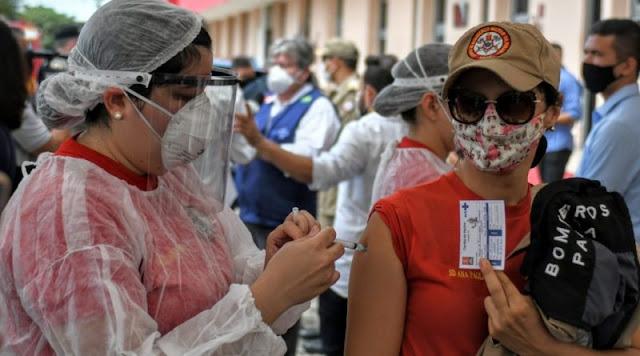Imunização dos profissionais de Segurança será ampliada durante fim de semana na PB