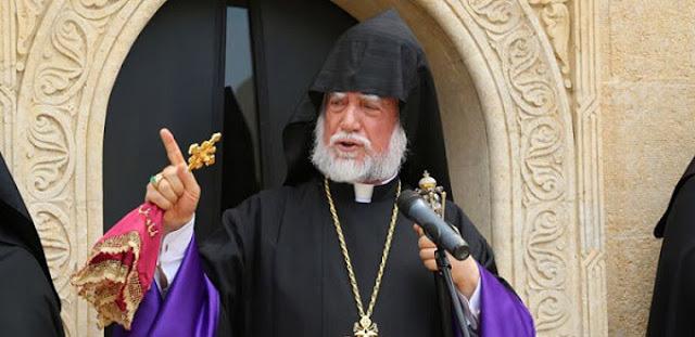Catholicosado de Cilicia vuelve a demandar a Turquía