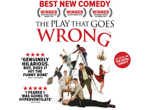 Review: The Play that Goes Wrong