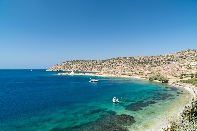 Katapola à Maltezi-Amorgos-Cyclades