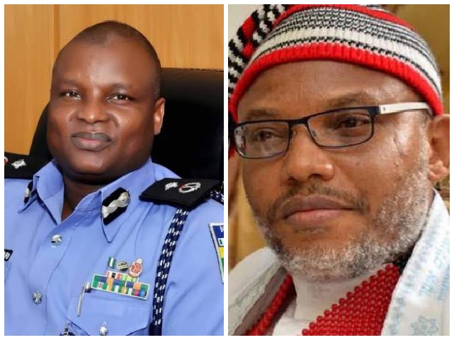 """Throwback: """"Abba Kyari Will Leave South East In Shame And Disgrace"""" - Nnamdi Kanu (April 2021)"""
