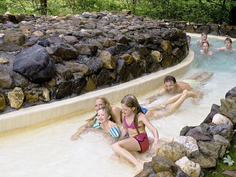 Choosing the Best Center Parcs Holiday in the Netherlands  - De Heuttenheugte Water Slides